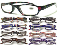 R181 Classic Pocket Reading Glasses/Small Frame/Dotty Animal Pattern/Great Value
