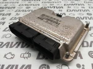 2001 2003 Audi A3 Petrol Engine Control Module Unit ECU 06A906032JF 0261207648