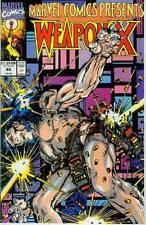 Marvel Comics Presents # 82 (Weapon X by Barry Windsor-Smith) (Estados Unidos, 1991)