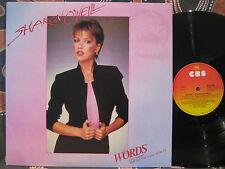 SHARON O'NEILL Words ~ 1980 Oz Pop-Rock LP
