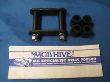 MG NEW MGB ROADSTER / GT REAR SHACKLE KIT AHH5018K 1 shackle 4 bush W1C bcs10