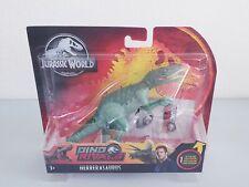 2018 Mattel Jurassic World Dino Rivals Herrerasaurus Action Figure New Free S&H