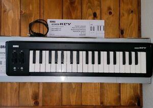 Korg MicroKEY-37 USB Midi Controller