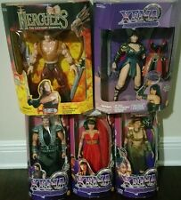 """Xena Warrior Princess 12"""" lot of 4 ***NO Hercules***"""