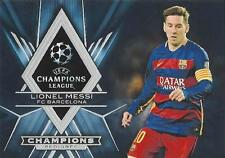 2015-16 Topps UEFA Champions League Showcase 'Champions Pedigree' - Variations