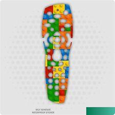 Building Blocks/Bricks Sticker Skin Sky+ Plus HD Remote Control,TV Controller