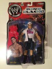 WWE Jakks John Cena Action figure RING RAGE series 8.5 2003 NIB personaggio