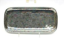 Porzellan Kammschale 22 Karat Gold  Handgemalt Inge Kuba Nr. 1004