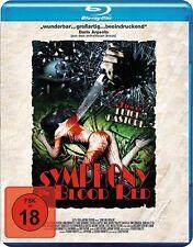 Symphony in Blood Red [Blu-ray] italienischer Horrorthriller  * NEU & OVP *