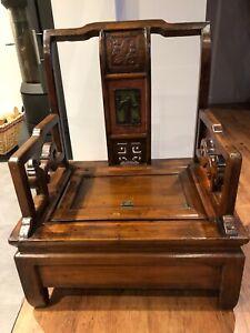 Chaise Dame de Cour de Chine
