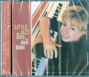 JANET SEIDEL-LITTLE JAZZ BIRD-JAPAN CD F30