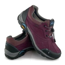 Teva Ahnu Women's Calaveras Waterproof Hiking Shoes Leather Boots Vibram Size 11
