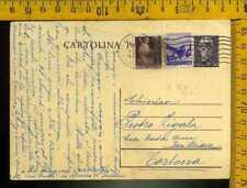 Luogotenenza Cartolina Intero Postale A880 democratica francobollo da verificare