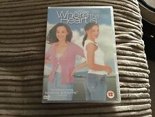Where The Heart Is - (Wide Screen) (DVD, 2004)