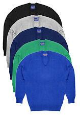 Long Sleeve Regular 100% Wool Golf Shirts & Tops for Men