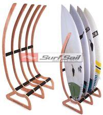 Ocean and Earth Freestanding Timber Surfboard Storage Rack