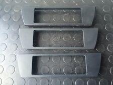 Audi S4 S6 100 C4 Abdeckung Blende Klima schwarz 4A0820325B