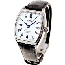 Seiko Presage SARX051 Enamel Dial Mechanical Men's Watch Free Shipping EMS