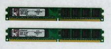 Mémoires RAM DDR2 SDRAM pour serveur avec 2 modules