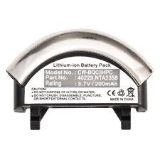 Battery for Bose Quiet Comfort 3 QC3 Noise Cancelling Headphones 40228 CS-BQC3SL
