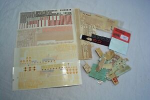 OO GAUGE 4mm SCALE COACH AND LOCO ETC. LINING TRANSFERS LNE, LNW, A4, MAILCOACH.