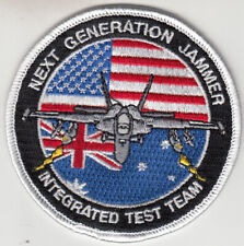 Next Generation Jammer Integrated Test Team Patch