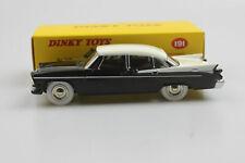Dinky Toys 191 - Dodge Royal Sedan, Noire toit blanc, Atlas