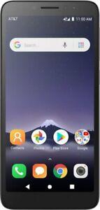 "AT&T Prepaid Phone  Alcatel INSIGHT 5005r - Black  5"" 5MP 16GB Android 9"