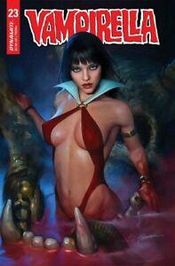 Vampirella #23 Shannon Maer Variant Dynamite 2021