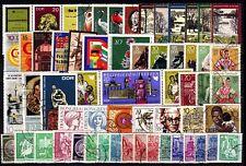 Lots & Sammlungen von Briefmarken aus der DDR