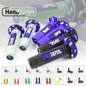 """7/8"""" Hand Grips Handle Bar Throttle GEL Pocket Mini ATV Dirt Pit Bike Motocross"""