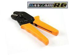 Rc jst-sh trinquete Crimping Tool Servo Cable de conector de batería alicates Lead Cable