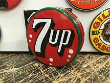 the uncola 7UP SEVEN UP  top QUALITY full backed REFRIGERATOR magnet
