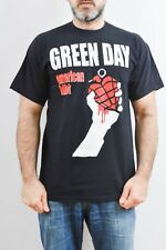 Green Day American Idiot 2004 Fruit of the LOOM Cotton T SHIRT Black L