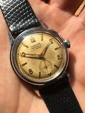 Junghans Trilastic 50/60s Vintage Mens Watch