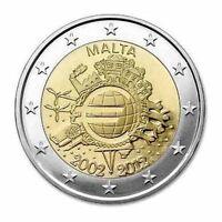 Malta 2012 10 Anni Euro Contanti
