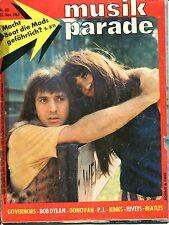 original Zeitschrift : MUSIK PARADE Nr.50  1965  Beatles  Dylan  Kinks  Rivets