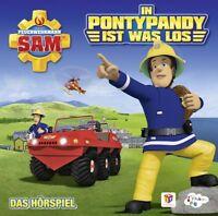 FEUERWEHRMANN SAM - IN PONTYPANDY IST WAS LOS-DAS HÖRSPIEL   CD NEU