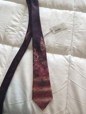 Brand new Vivienne Westwood Silk Tie