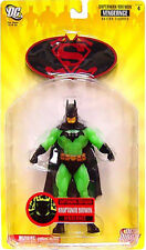 "DC Comics SUPERMAN BATMAN series KRYPTONITE BATMAN 6"" toy action figure RARE"