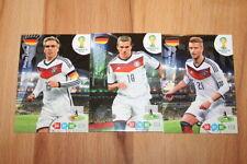 Fußball Deutschland Trading Cards Erscheinungsjahr 2014