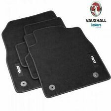 Genuine Vauxhall Astra J Velour Mats UKCVA007 Brand New Set of 4 Mats 2010-2015