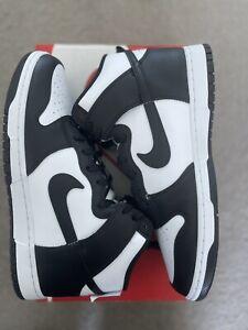 Nike Dunk High Panda 🐼 Black White US 12 DS Style Code DD1399105