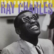 Ray Charles Very best of (16 tracks, 2000, Rhino) [CD]