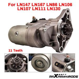 Starter Motor For Toyota Hilux LN46R LN147R LN167R LN172R 2.8L 3.0L 5L Diesel