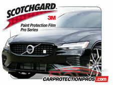 2019 Volvo S60 V60 Momentum 3M Pro Series Clear Bra Deluxe Paint Protection Kit