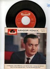 Sandor Konya  -  O Mädchen, mein Mädchen, wie lieb ich dich