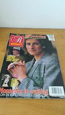 1991 ROYALTY Magazine Vol 10/10 Princess Diana Cover