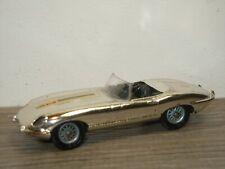 Jaguar E-Type Competition - Corgi Toys 312 England *36598