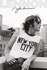 John Lennon - Beatles - Licensed Maxi Poster 91.5 x 61cm - NYC Profile PP34130